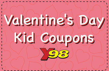 Y98 Valentines Day Kids Coupons