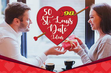 50 St. Louis Date Ideas
