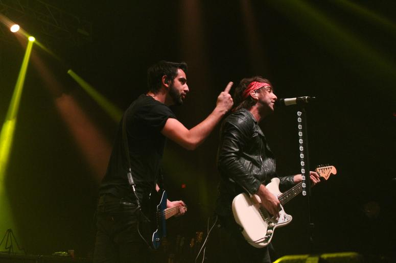 All Time Low at Mistletoe Show