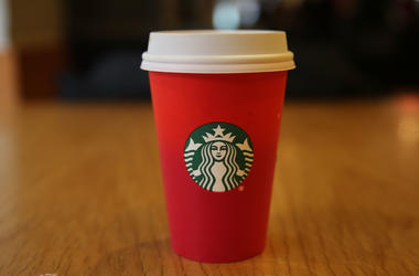Starbucks Holiday Red Cups