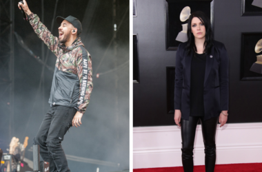 Mike Shinoda and K.Flay