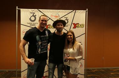 Y98 Uncorked Mat Kearney Meet & Greet