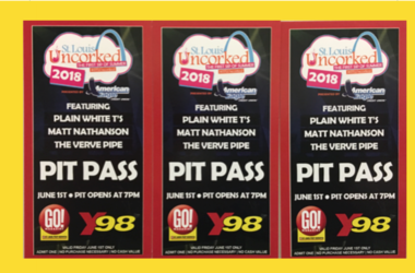 Uncorked Pit Passes