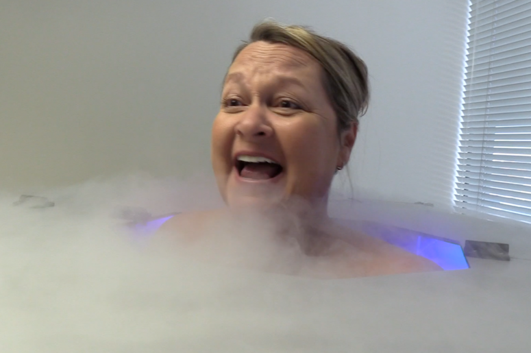 Courtney and Company: Cryotherapy