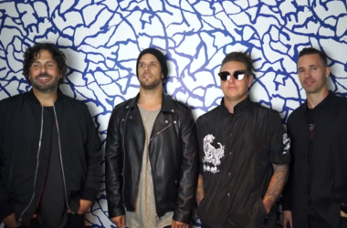 California rockers Papa Roach just released their 10th studio album 'Who Do You Trust?'