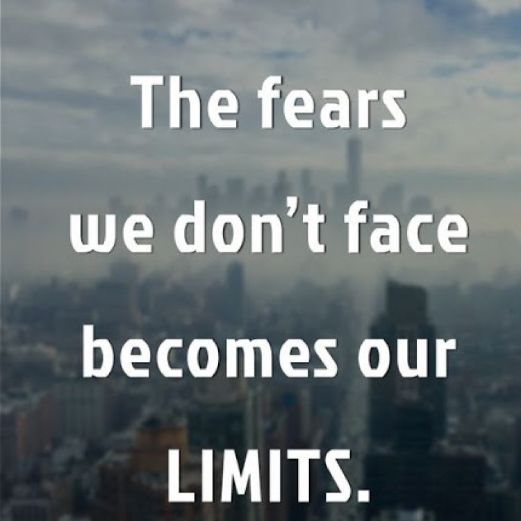 Fear quotes best images pics photos pictures (37)