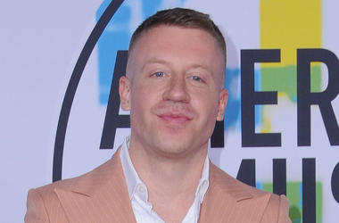 19 November 2017 - Los Angeles, California - Macklemore. 2017 American Music Awards held at Microsoft Theater in Los Angeles.