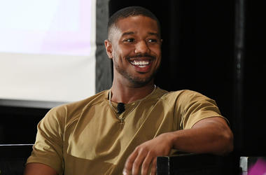 Michael B. Jordan speaks onstage during the 2018 Essence Festival on July 8, 2018 in New Orleans, Louisiana.
