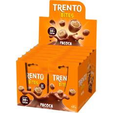 Trento Bites Paçoca 480g (12un x 40g)