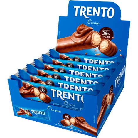 Trento Creme 512g (16un x 32g)