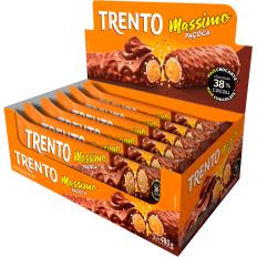 Trento Massimo Paçoca 480g (16un x 30g)