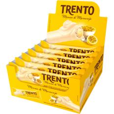 Trento Mousse De Maracujá 512g (16un x 32g)
