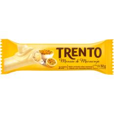 Trento Mousse De Maracujá Atm 32g