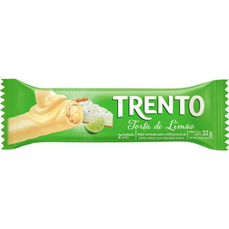 Trento Torta De Limão 32g