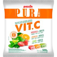 Bala Pura Vit.C Sortida 100g