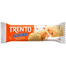 Trento Allegro Chocolate Branco C/ Amendoim 35g