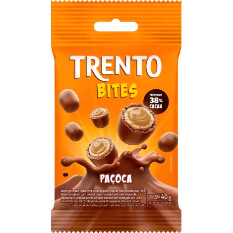 Trento Bites Paçoca 40g