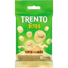 Trento Bites Torta De Limão 40g