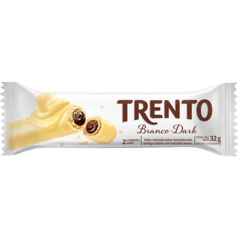 Trento Chocolate Branco 32g