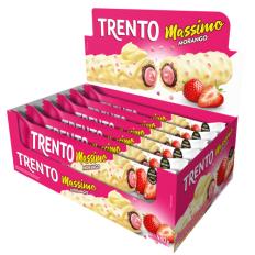 Trento Massimo Morango 480g (16un x 30g)