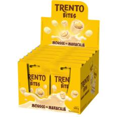 Trento Bites Mousse de Maracujá 480g (12un x 40g)