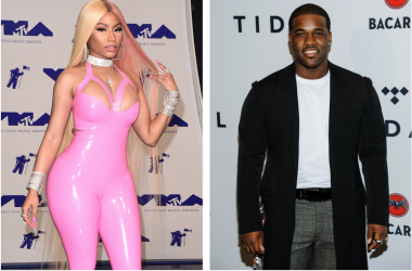Nicki Minaj. 2017 MTV Video Music Awards held at The Forum in Los Angeles. / A$AP Ferg. TIDAL X: Brooklyn at Barclays Center.