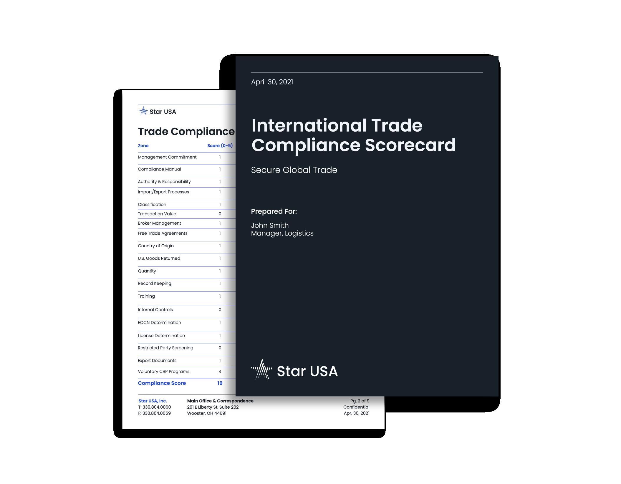StarUSA-Trade-Compliance-Scorecard-R1-11