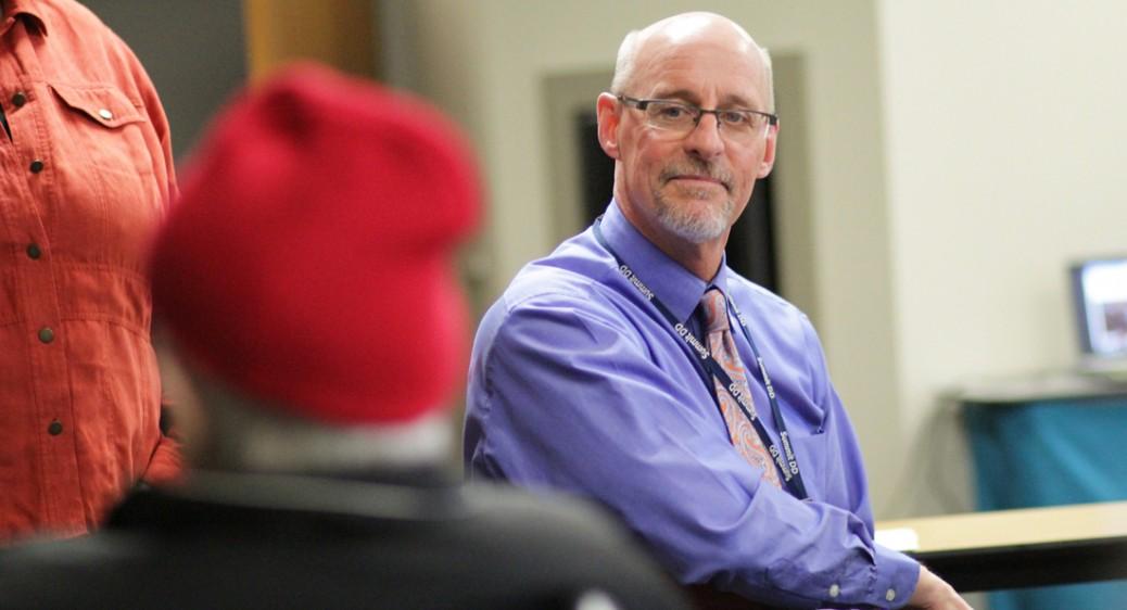 Photo of Summit DD Superintendent, John Trunk