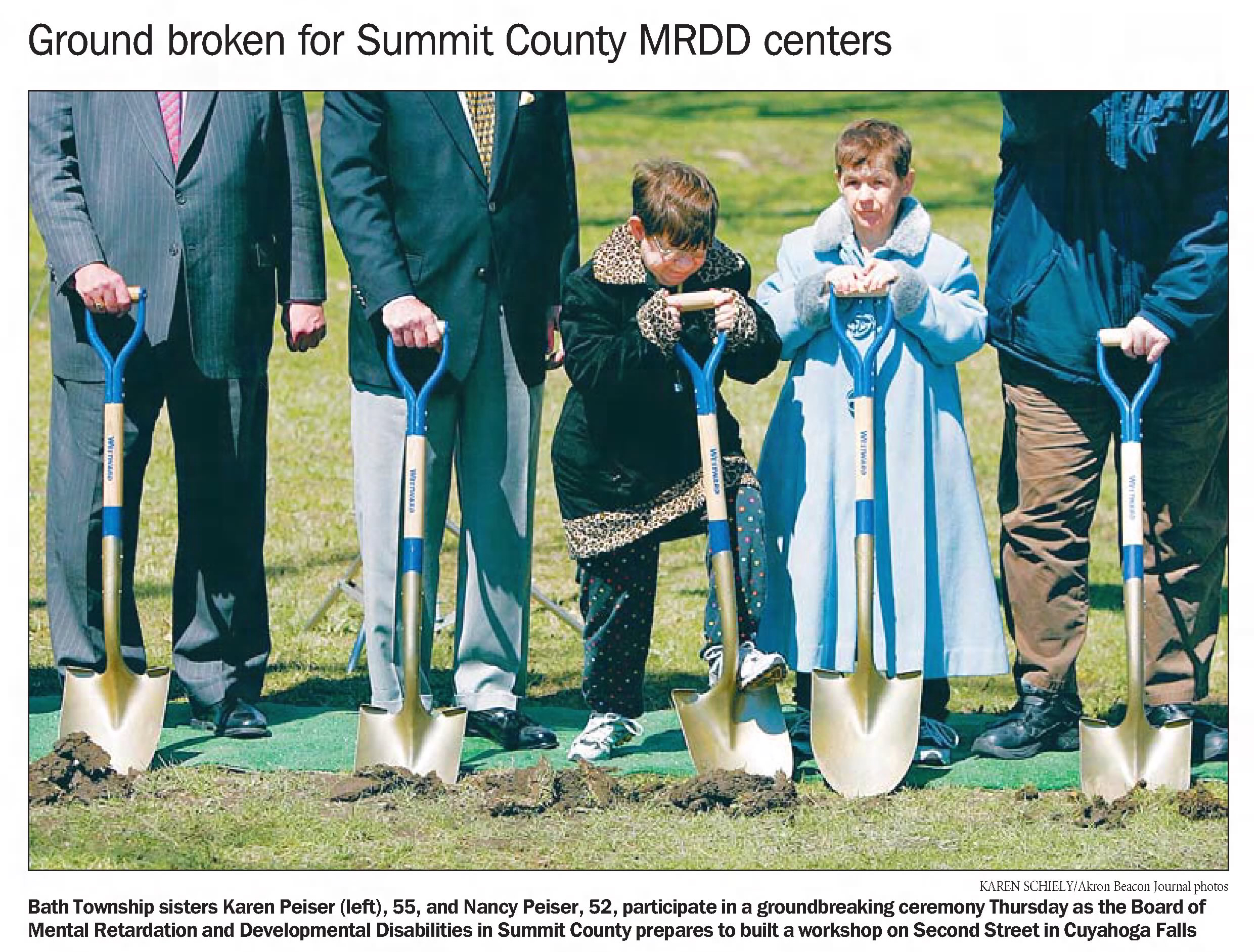 2009 Barberton and CF Centers ABJ Article