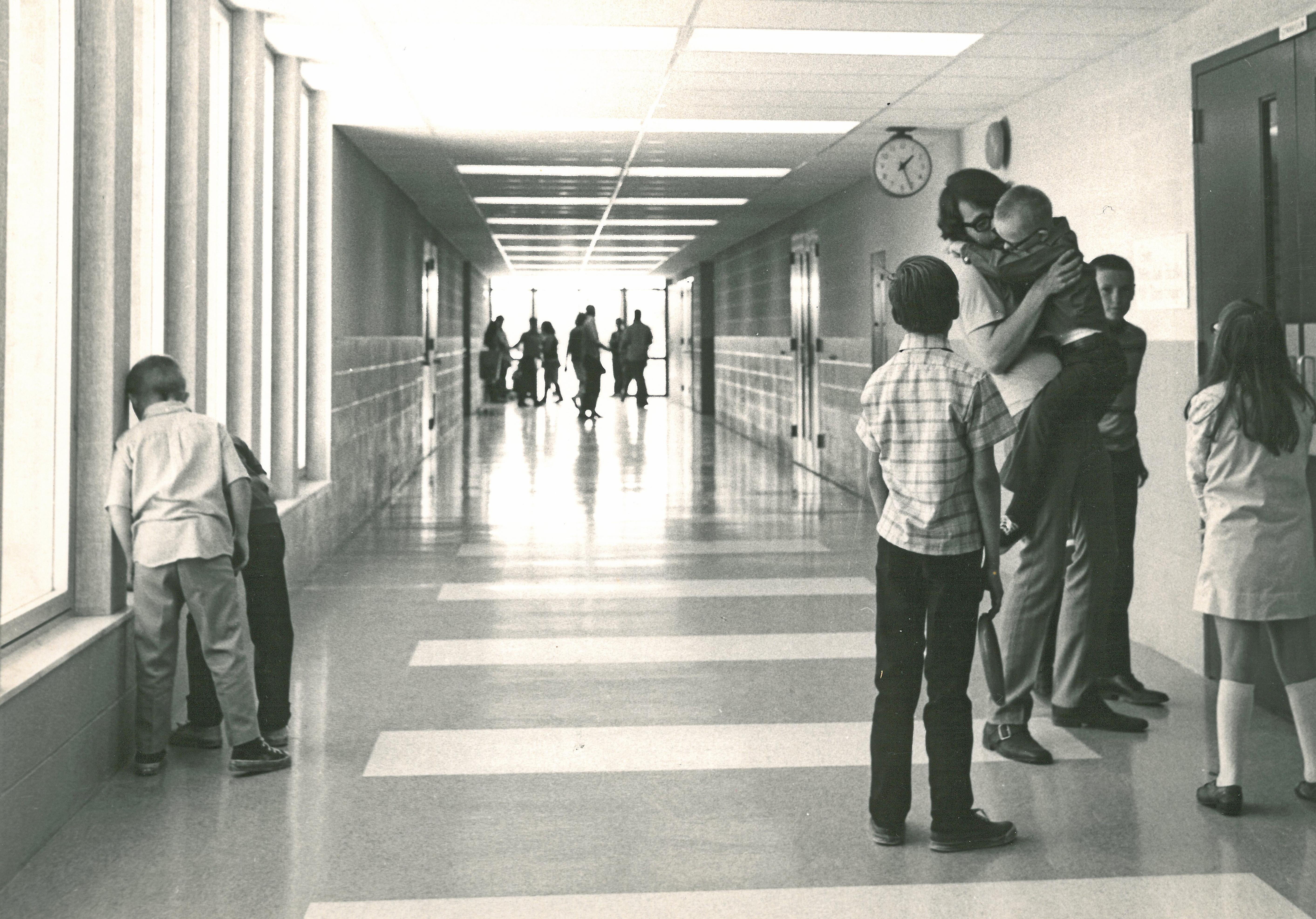 71 Weaver School Opening photo