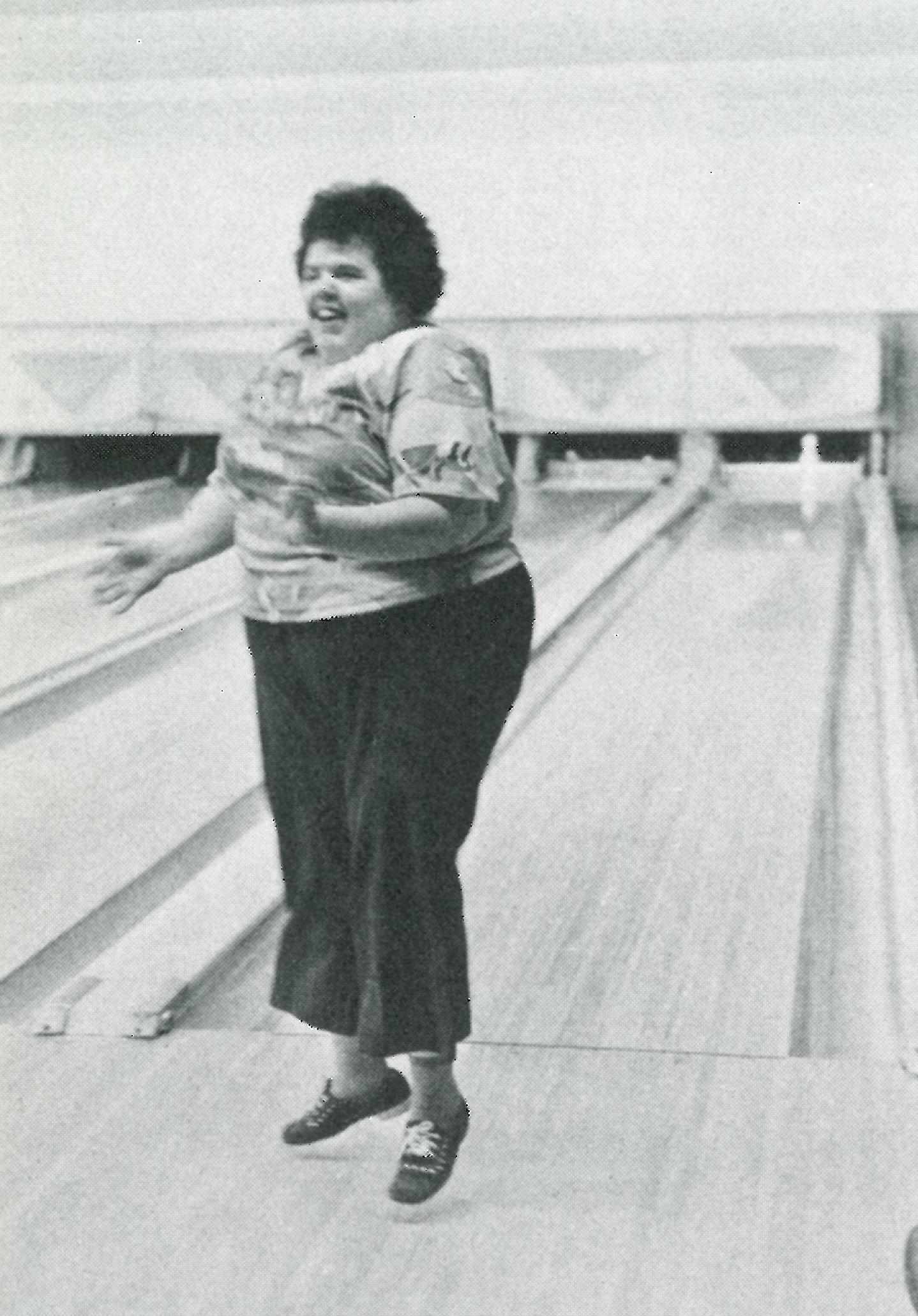 76 student bowling