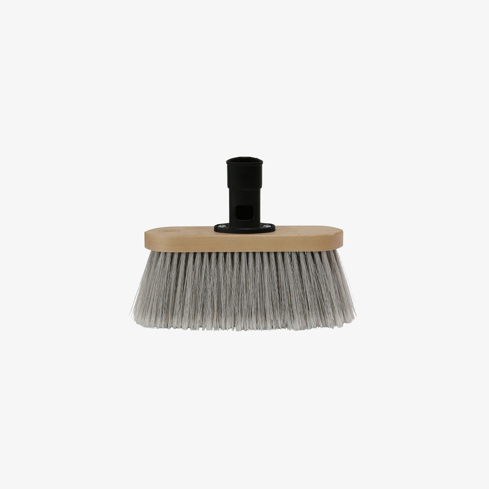 Smooth Surface Straight Broom - Premium