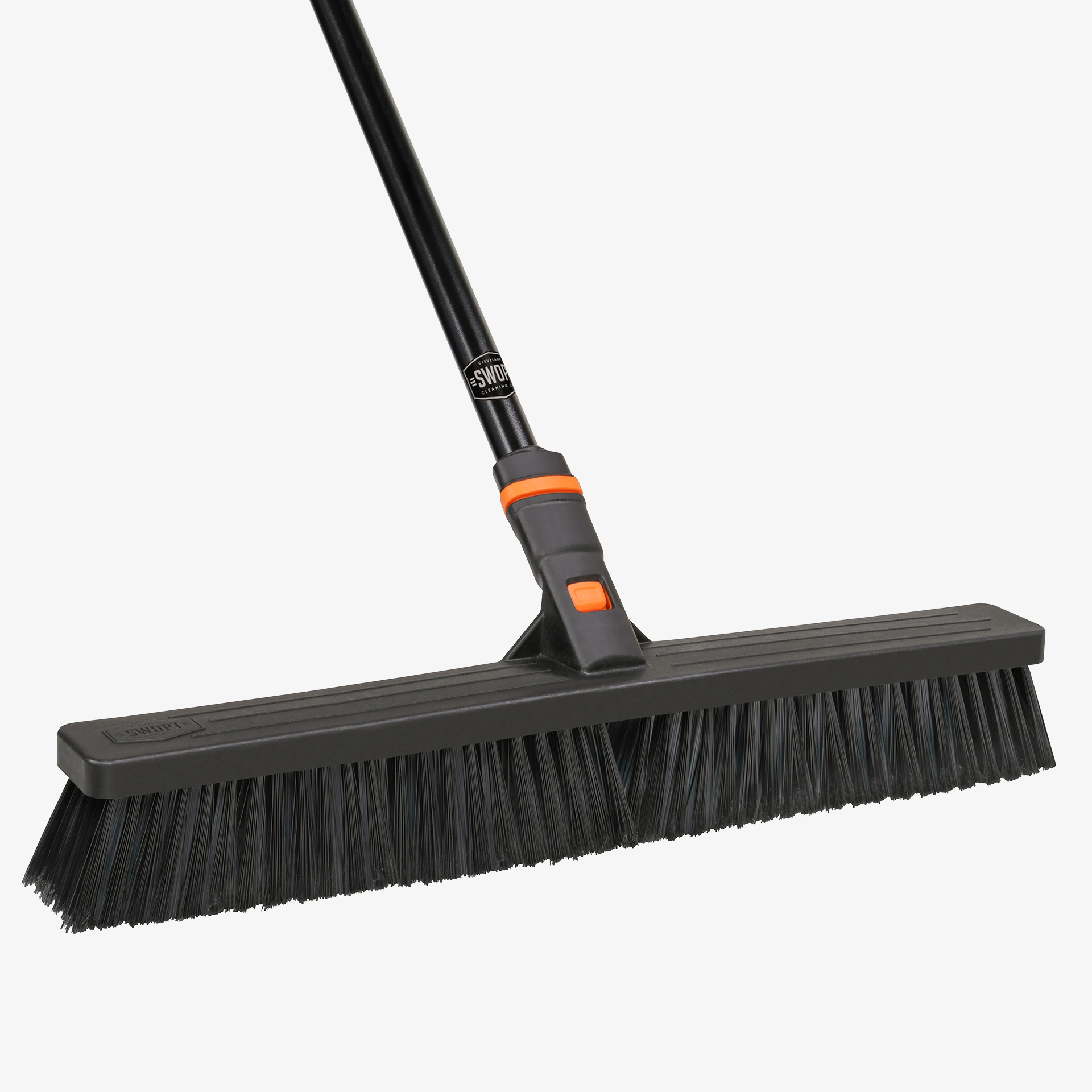 24 In Multi Surface Push Broom Combo Standard Swopt Cleaning Co