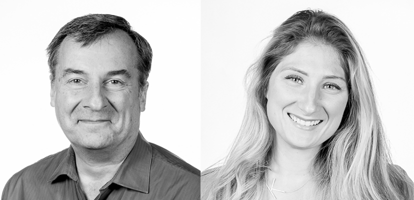 Meet some of the Rogers Company team - Kevin and Karen.