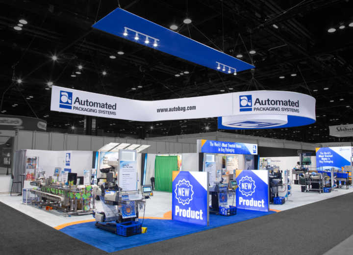 Automated Packaging Systems at PACK EXPO