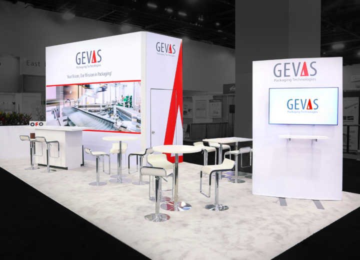 GEVAS Packaging Technologies at IDEA Show.