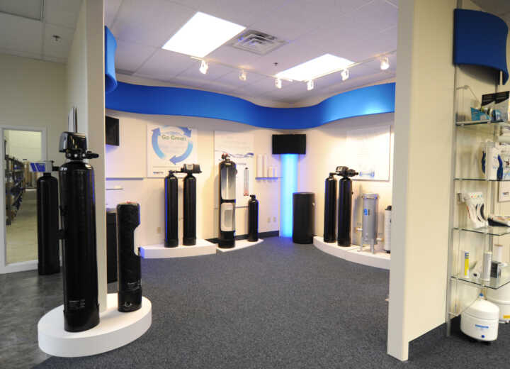 Watts Water Technologies - Environments - Showroom