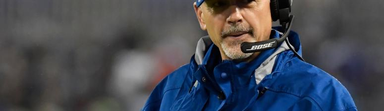 New Bears Defensive Coordinator Chuck Pagano Making Changes To Staff