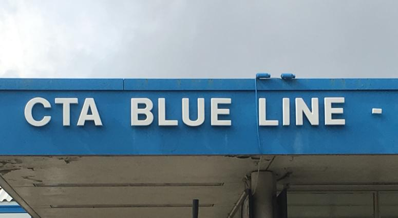 Chicago Blue Line CTA