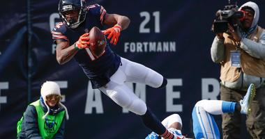 Bears Stay Atop NFC North With 34-22 Win Over Lions