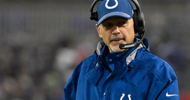 Report: Bears Interviewing Chuck Pagano For Defensive Coordinator