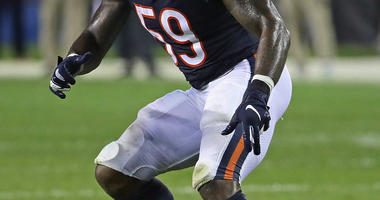 Trevathan Named NFC Defensive Player Of The Week