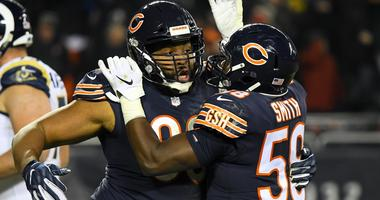 Goldman, Dominant Defense Leads Bears Over Rams