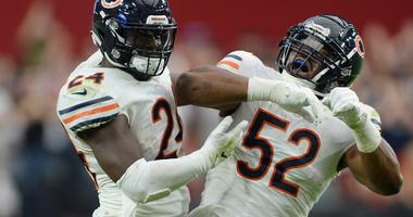 Bears Take On Lions At Soldier Field