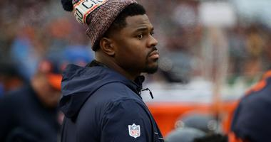 Joniak's Journal: Bears' Khalil Mack Itching To Return To Action