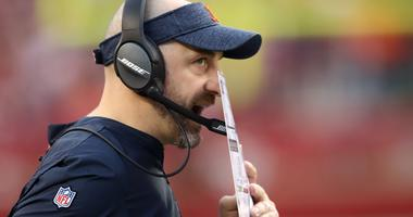 Bears Facing More Changes On Defensive Coaching Staff