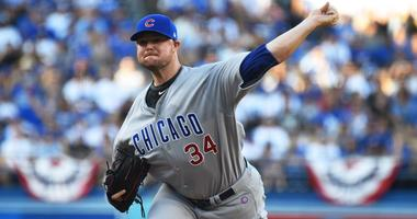 Levine: Cubs Rotation Has Potential To Be Best In MLB