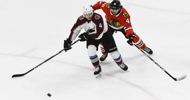 Blackhawks Out Of Playoffs Contention, Lose To Colorado Avalanche