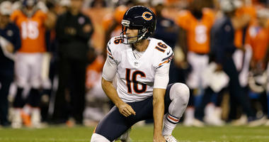 Report: Bears To Re-Sign Punter Pat O'Donnell