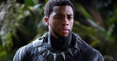 Black Panther Media Still